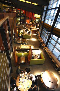 YELLOW JACKET UNION UNIVERSITY OF WISCONSIN, Superior, Wisconsin / Workshop Architects