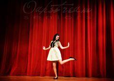 drama senior pictures