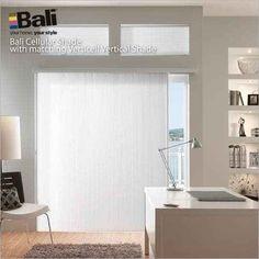 Blinds for Sliding Glass Doors: Alternatives to Vertical Blinds | The Blinds.com Blog