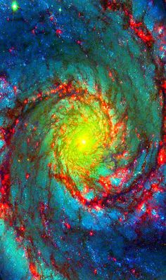 Whirlpool Galaxy you ever seen the Hubble pic of the x-structure in the centre of the Whirlpool galaxy? Carl Sagan Cosmos, Whirlpool Galaxy, Space And Astronomy, Hubble Space Telescope, Space Photos, Deep Space, Space Space, Space Exploration, Pics Art