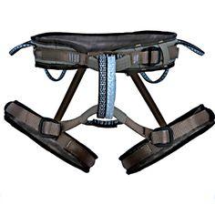 Metolius Safe Tech Patriot Harness - USA Made and 100% Berry Compliant | at www.weighmyrack.com/ #rock #climbing #gear