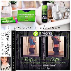 HOW ABOUT THAT GAME⁉️😱 Everyone's talking about it, 🗣but no one's talking about 🌱 all of that Superbowl food 🍗🍔🍕🌭🌮 in your system lol.🙈🙉🙊 🌼TIME FOR SPRING CLEANING‼️💩 Spend 2️⃣ days doing a gentle Cleanse, eating healthy & drinking lots of water. 💦  (🚨Spoiler alert: you could lose 2-10 lbs just from that!) Then support/maintain results w/a daily detox, 8 servings of fruits & veggies 🍏🍊🍓🍆, pH balance and natural energy with our Greens. 🌿 💚Love a bargain? Start TODAY and…
