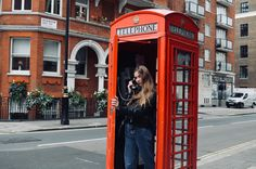 london is beautiful  #london #fashion #style #hairstyle #hair #momjeans #telephone