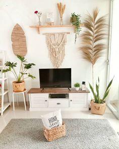 Cute Living Room, Simple Living Room Decor, Living Room Decor Colors, Room Ideas Bedroom, Bedroom Decor, Pinterest Room Decor, Pastel Room, Minimalist Home Decor, Aesthetic Room Decor