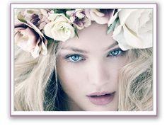 Inspire-Me-Monday: Floral Head Wreaths