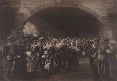 O Portão do Adeus, 1917, Francis James Mortimer.