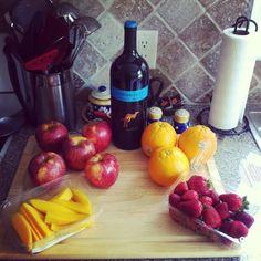 California Pizza Kitchen Red Berry Sangria Recipe