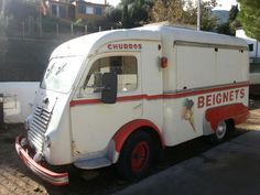 Camion antiguo