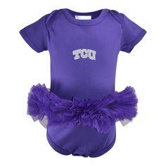 Two Feet Ahead Baby Girl University of Georgia Tutu Skirt Creeper