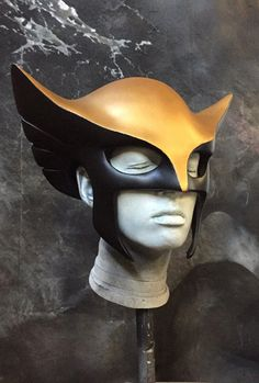 hawkgirl mask - Google Search