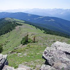 Trail to Jumpingpound Ridge from the summit of Cox Hill, Kananaskis Country Bragg Creek, Alberta Travel, Best Hikes, Road Trip Usa, Day Hike, Canada Travel, Go Camping, Hiking Trails, Scenery