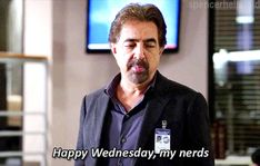"Things ""Criminal Minds"" Taught Me Criminal Minds Memes, Behavioral Analysis Unit, Joe Mantegna, Crimal Minds, Spencer Reid, Matthew Gray Gubler, Mindfulness Quotes, Happy Wednesday, So Little Time"