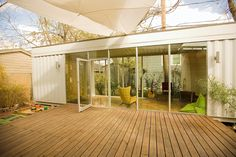 Shipping Container Homes: Cordell Container Home by Christopher - Container house plans