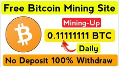 New free Bitcoin mining website 2020 Earn Money From Home, Earn Money Online, How To Make Money, Money Today, Bitcoin Mining Software, Free Bitcoin Mining, Bitcoin Generator, Money Generator, Bitcoin Mining Hardware