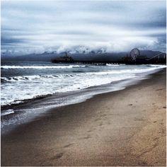 Charlotte Johnson Photography #beach #ocean #sky
