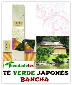 ¡¡Directamente desde Japón y envasado en papel de arroz y seda ya disponible en www.tiendadetes.com el mejor Té Verde Bancha!! ¡¡Té verde puro muy selecto, de los más consumidos en el país nipón!! #Té #Tea #TeaTime #TéVerde #TéJaponés #TéBancha #Bancha #Japón #Infusiones #Relax