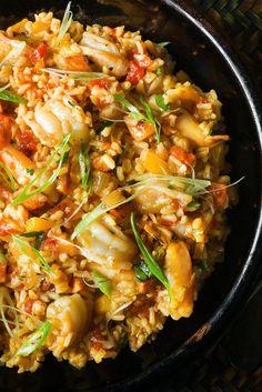 Shrimp Jambalaya Recipe - NYT Cooking
