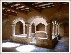 Monasterio de Santes Creus. Aiguamurcia, Tarragona.