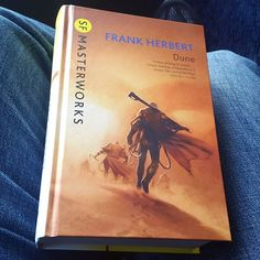 WEBSTA @ realdarnedninja - I currently have no shortage of books to read, but as I'll be watching Dune for the first time soon, it seemed like the book should jump to the top of my reading list.