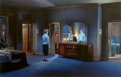 Gregory Crewdson - Mirrors and open doors are a regular occurrence in his photographs; they are great devices for visual storytelling