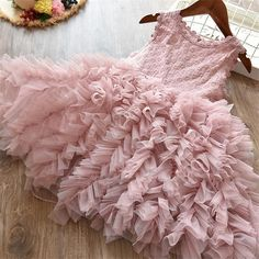 Summer Girl Clothes Cute Children Dress Kids Daily Tutu Dress for Girls Clothes Children Princess Dresses Birthday Wedding Gown, Ropa de niña, Dresses Kids Girl, Tutus For Girls, Cute Dresses, Kids Outfits, Party Dresses, Girls Fit, Summer Dresses, Toddler Dress, Baby Dress