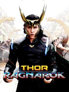 Loki - Thor: Ragnarok