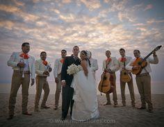 Mexican Beach Wedding