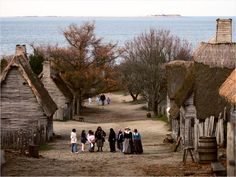 Get a look at Plymouth Rock, where colonists first set foot on American soil -- you won't believe how tiny it is. Then board the Mayflower II, a full-size replica of the original. Costumed actors recreate what it was like on the crossing and in the settlement. As you roam through the 17th century village, you'll encounter farmers, cooks, blacksmiths and other residents, and hear their stories about life in the New World. Meet actual Native Americans at the Wampanoag Homesite, and learn about…