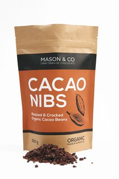 Mason & Co Cacao Range on Packaging of the World - Creative Package Design…