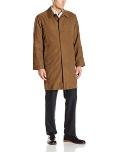 London Fog Men's Durham Rain Coat with Zip Out Body, British Khaki, 38 Regular London Fog http://www.amazon.com/dp/B00NOQALX8/ref=cm_sw_r_pi_dp_MZTdwb1S0SH52