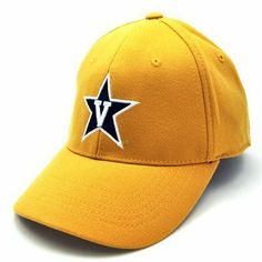 d941924e226e2 Vanderbilt Commodores NCAA Premier Collection One Fit Cap Hat Large   Xl by  Top of the World.  15.94. One-Fit. Available in Two Sizes.
