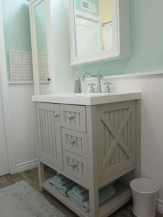 1000 Images About Bathroom Vintage Farmhouse Style On Pinterest Farmhouse
