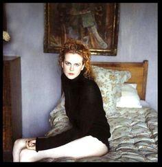 Nicole Kidman - Vanity Fair by Annie Leibovitz, December 1997
