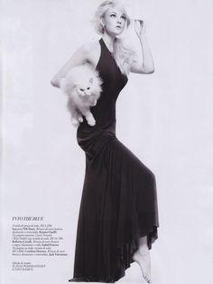 Caroline by Gui Paganini (Harper's Bazaar Brazil)