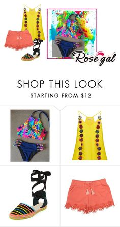 """Untitled #457"" by aschwing on Polyvore featuring Mary Katrantzou, Sophia Webster and Chloé"