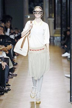 Undercover Spring 2008 Ready-to-Wear Collection Photos - Vogue