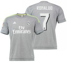 e2874abc8 Adidas cristiano ronaldo real madrid away jersey 2015 16