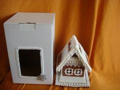 13633 • Domček - darčekové balenie - klikni pre väčšiu veľkosť