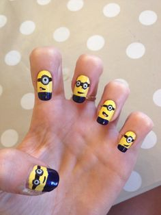 Deable Me Nails