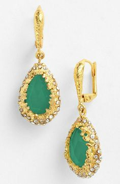 Alexis Bittar 'Elements - Floral' Teardrop Earrings available at #Nordstrom
