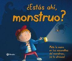 #Cuento para #niños hasta #7años. Con texturas ocultas para perder el miedo a lo desconocido