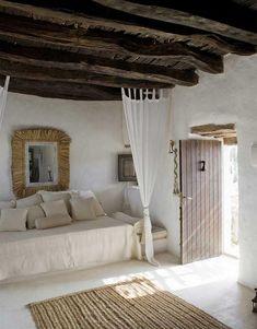 casa de estilo rustico mediterraneo