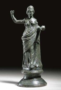 A ROMAN BRONZE FIGURE OF VENUS CIRCA 1ST-2ND CENTURY A.D. | Christie's