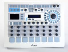 Arturia Spark. Combining the power of analog synthesis, physical modelling and samples. £200 (ex VAT)