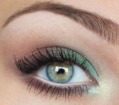 Everyday makeup for green eyes :: one1lady.com :: #makeup #eyes #eyemakeup