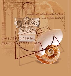 Renaissance -- Numbers in Nature. Interactive for Renaissance and using the golden mean.