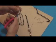 Make a Flapper Style Necklace