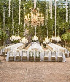 Featured Photographer: Aaron Delesie Photography; Wedding reception idea