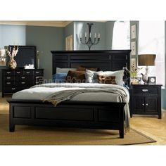 Ashton Panel Bedroom Set
