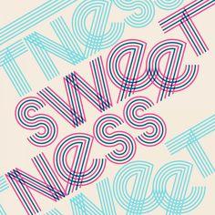 Sweetness – Jason Wong – Friends of Type